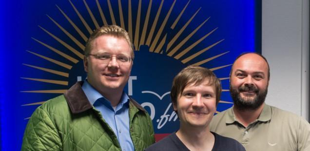 BG-Wirtschaftsgespräch: Kultradio aus Bayreuth sendet bayernweit