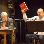 Gute Aussichten, eine optimistische Oberbürgermeisterin, Querschläger im Stadtrat und am Ende Mundart - das Stärke antrinken der Bayreuther Gemeinschaft