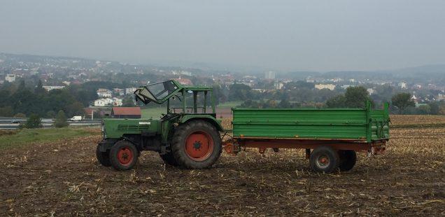 """Heute, 30.09.2017 um 14:00 Uhr - BG """"Kartoffelernte"""" für Familien rund um den Hochbehälter am Eichelberg"""