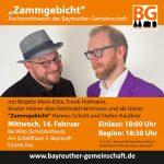 """Zammgebicht"" Aschermittwoch der Bayreuther Gemeinschaft"