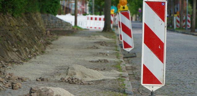 Schluss mit den Gebühren für die Erhaltung der Gehwege