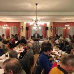 Von Amigos, Wahlkampf und Gestalten - Politischer Aschermittwoch der BG