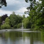 Plädoyer für Stadtgrün - Parks und Grünflächen sind Grundlagen einer lebenswerten Stadt