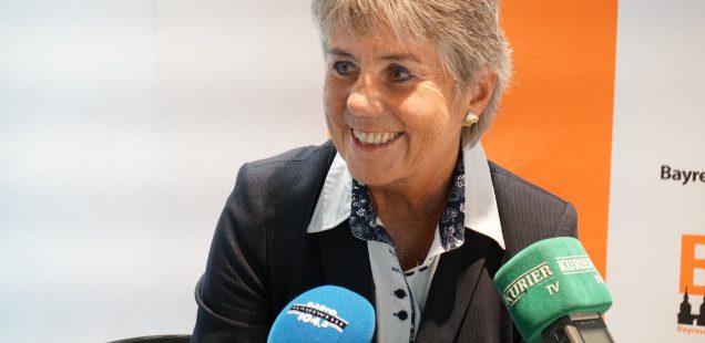 Brigitte Merk-Erbe kandidiert - Nominierungsversammlung der BG im November
