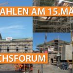 WAHLEN AM 15. MÄRZ 2020 - THEMA: FRIEDRICHSFORUM