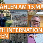 WAHLEN AM 15. MÄRZ 2020 - THEMA: BAYREUTH  INTERNATIONAL UND OFFEN