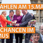 WAHLEN AM 15. MÄRZ 2020 - THEMA: GROSSE CHANCEN IM TOURISMUS
