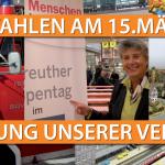 WAHLEN AM 15. MÄRZ 2020 - THEMA: BEDEUTUNG UNSERER VEREINE