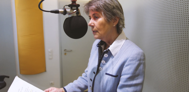 Brigitte Merk-Erbe: Große Herausforderungen für Bayreuth